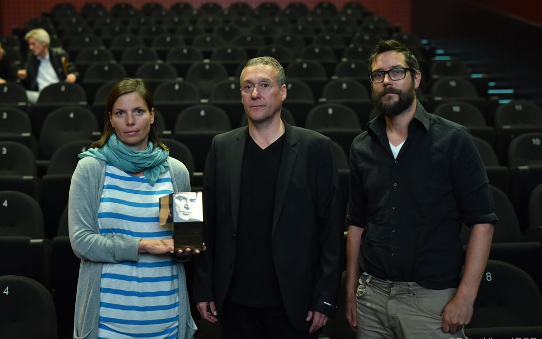 Podelitev nagrade bert