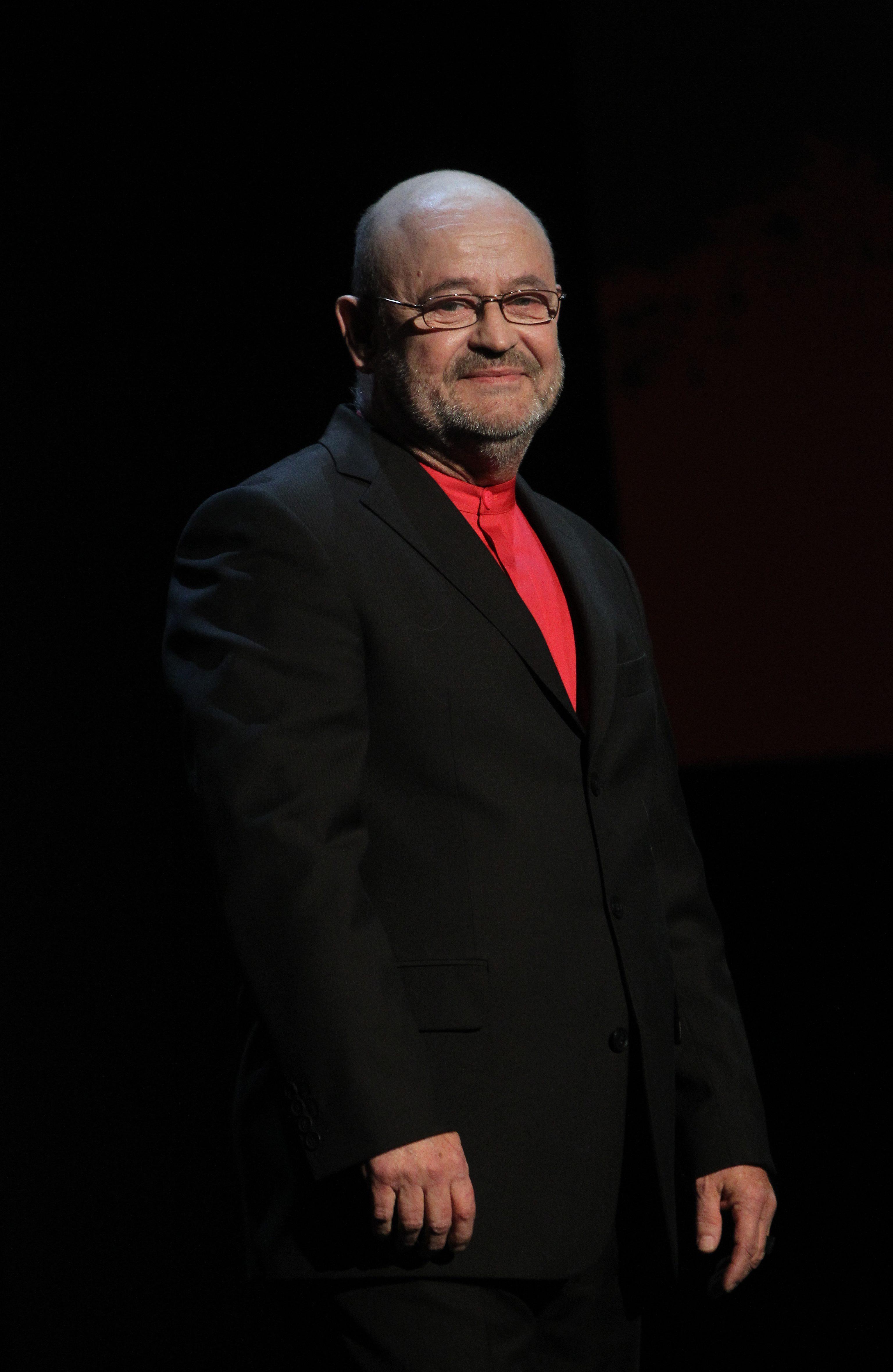 Nagrado bert prejme igralec Vlado Novak