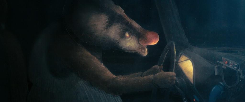 Filmski večer od blizu na daljavo: Kratki animirani filmi Špele Čadež